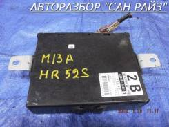 Блок управления двс Suzuki Chevrolet Cruze HR52S M13A 33920-70H31