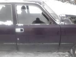 Двери газ 3110 баклажан не гнилые!