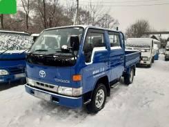 Toyota ToyoAce. 4WD, двухкабинный, 2 800куб. см., 1 500кг., 4x4