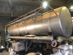 ВМЗ. Полуприцеп цистерна нержавейка 10 м3 2012 г. в, 20 000кг.