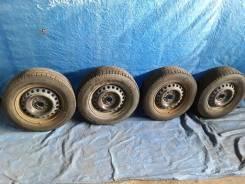Комплект колес Bridgestone Blizzak Revo2 195/70 R15