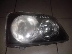Фара правая Daihatsu Terios J122G K3VE