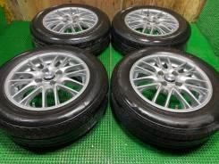 Комплект летних колес от Bridgestone 165/70R14 5.5jj +38 pcd 4x100