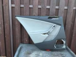 Обшивка двери задней левой (дверная карта) 3C5867211 2.0 Турбо бензин, для Volkswagen Passat 2005-2008