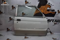 Дверь передняя правая Mitsubishi Pajero Junior H57A (LegoCar125) 4A31