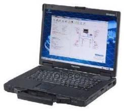 Диагностическое Оборудование (Программ) Прицепа Wabco арт. '2463019010 2463019010