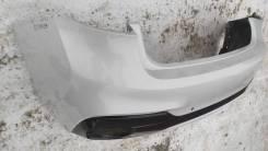 Бампер задний BMW X6 F16 M-Pack 2014-2018