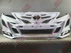 Передний бампер Toyota Camry 70 Khann Под покраску
