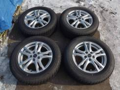 195/65 R15 Bridgestone Revo GZ 2011г на литье 5*100 Feid