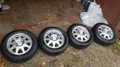 Комплект штатных колес Toyota R15