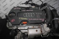 Двигатель AUDI CAX FF AT 69194 км - КОСА+КОМП
