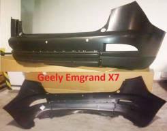 Бампер задний Geely Emgrand X7
