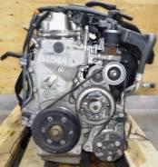 Двигатель, Honda LDA - 0000004 CVT SPSA FF FD3 коса+комп, без КПП