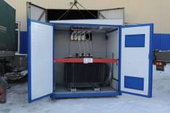 Производство трансформаторных подстанций.
