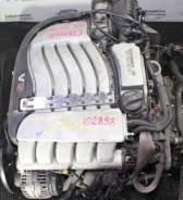 Двигатель Volkswagen AZX FF AT B5+ 61748 км - КОСА+КОМП