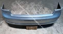Бампер задний Skoda Octavia II (A5) рестайлинг