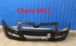 Бампер передний Chery M11