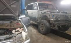 Дверь передняя левая Toyota Land Cruiser Prado 90