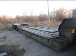 Choice. Полуприцеп для транспортировки спецтехники 355DN. Под заказ