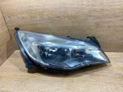 Фара передняя правая Opel Astra J 141151