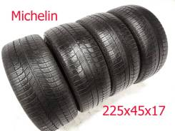 Michelin X-Ice. зимние, без шипов, 2014 год, б/у, износ 20%