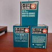 Масляный фильтр VIC C-114 9091520002