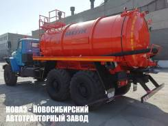 Урал 4320. Вакуумная машина -60Е5, 10м3, 6*6