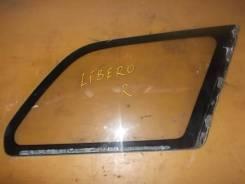 Стекло собачника Mitsubishi Libero, правое заднее