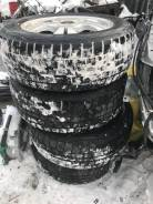 Комплект колёс R16 215/60 на литье
