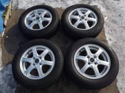 165/70 R14 Bridgestone Revo GZ 2013г на литье 4*100 Feid