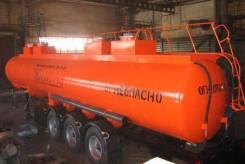 Дизель-ТС. Полуприцеп-цистерна бензовоз ППЦ 96681-28, 36 000кг. Под заказ