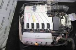 Двигатель Volkswagen AXZ AT B6 117204 км - CKD. КОСА+КОМП
