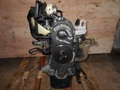 Двигатель Mazda B3 Demio DW3W
