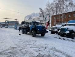 Урал. Продам Авто Кран КС-55722-1 УРАЛ Юргинец 25 т