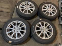 Литье R16 с зимней резиной Pirelli Ice Control 205/60/R16
