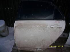 Дверь Toyota Corolla, левая задняя NZE121