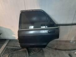Дверь Toyota Carina 1988-1992 AT170 4AFE, задняя левая