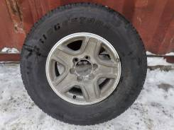 Запасное колесо Toyota Оригинал Prado/Surf/Hiace/Hilux