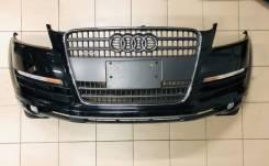 Передний бампер в сборе Audi Q7 2007 г. в.