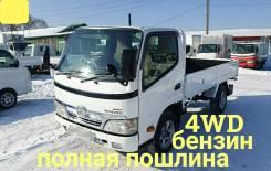 Toyota ToyoAce. Toyota Toyoace 4WD, бензин, борт 1,5 тонны, 2 000куб. см., 1 500кг., 4x4