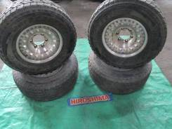 Шины Bridgestone  с дисками BERG 265/70R15 Bridgstone