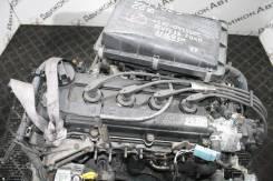 Двигатель Nissan CG10DE FF AT RE4F03B FQ40 K11 88169 км -