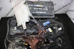 Двигатель без КПП Nissan CG10DE FF AT RL4F03A K11 101984 км