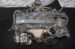 Двигатель без КПП Nissan CG13DE FF AT RE4F03B FL40 Z10 99225 км -