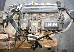 ДВС с КПП, BMW W10B16D - CVT Gacvt16Z - UZ FF Mini Cooper R50 коса+ком
