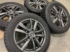 Nirvana NV R16 5*114.3 6.5j et38 + 205/55R16 Dunlop Winter Max WM01