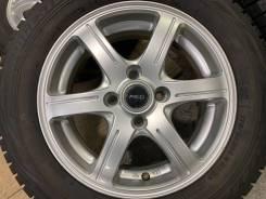 Feid R14 4*100 5.5j et38 + 175/65R14 Bridgestone Blizzak Revo GZ