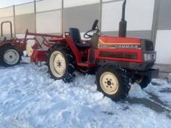 Yanmar FX22D. Мини-трактор , 20,00л.с.