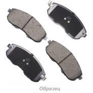 Колодки тормозные дисковые передние KIA Sorento 2.4i/3.5i/2.5CRDi 02 (нов арт GK0524) CKKK-18
