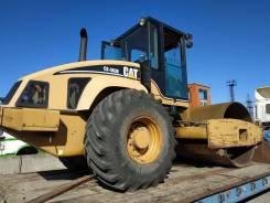 Caterpillar CS. Виброкаток CAT CS-563E